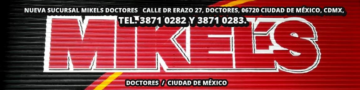 Mikels Ciudad de México